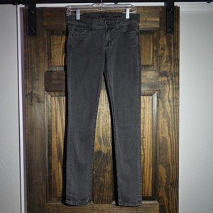 7 For All Mankind Guenevere Skinny Jeans Size 26